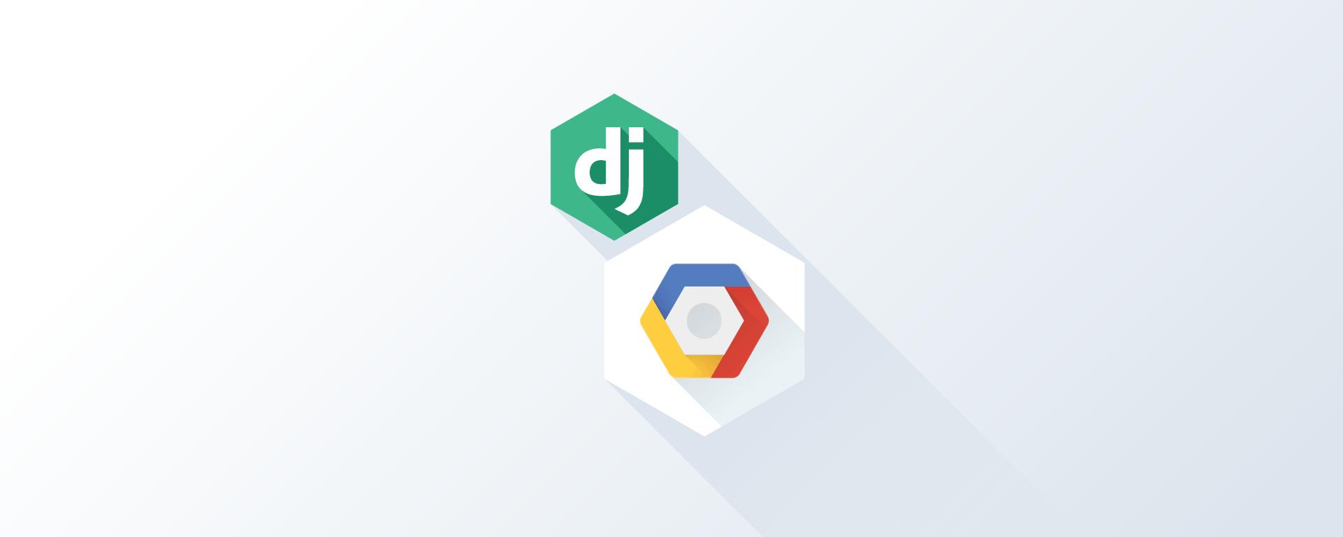 Using Cookiecutter-django with Google Cloud Storage